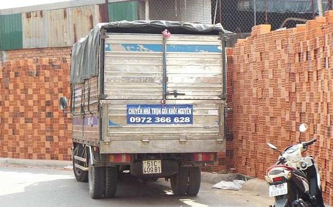 Chuyển văn phòng trọn gói giá rẻ huyện Cần Giờ-Khôi Nguyên