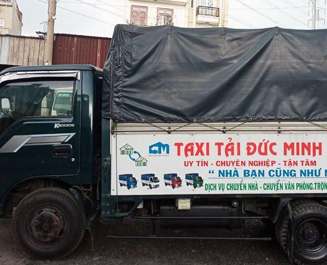 Chuyển văn phòng trọn gói giá rẻ huyện Củ Chi-Đức Minh