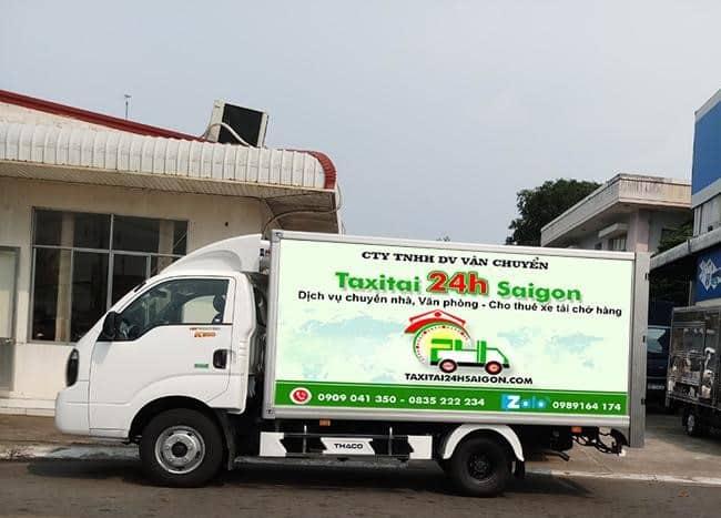 Chuyển văn phòng trọn gói giá rẻ huyện Củ Chi-Taxi Tải 24H