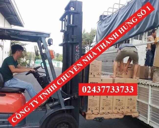 Chuyển văn phòng trọn gói giá rẻ huyện Củ Chi-Thành Hưng