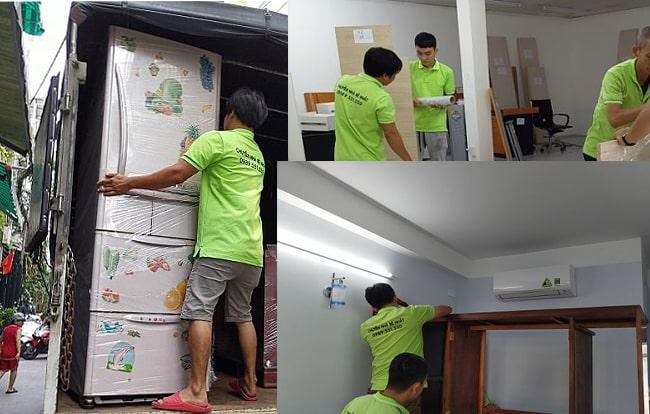 Chuyển văn phòng trọn gói giá rẻ huyện Nhà Bè-Chuyển nhà trọn gói giá rẻ TPHCM