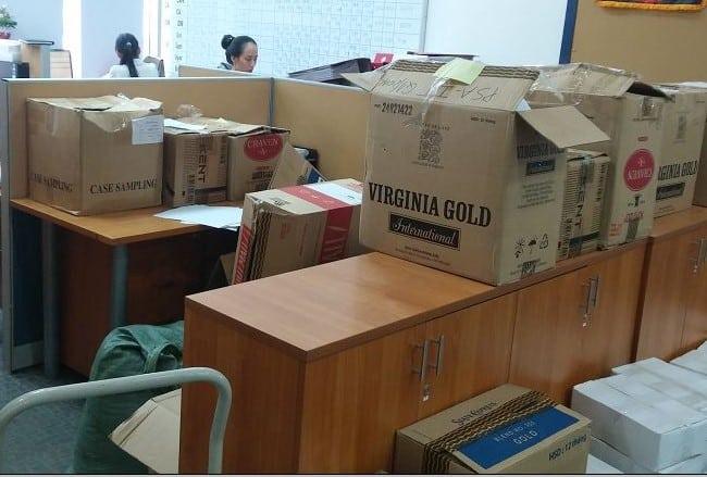 Chuyển văn phòng trọn gói giá rẻ huyện Nhà Bè-Sang Đông Nhi