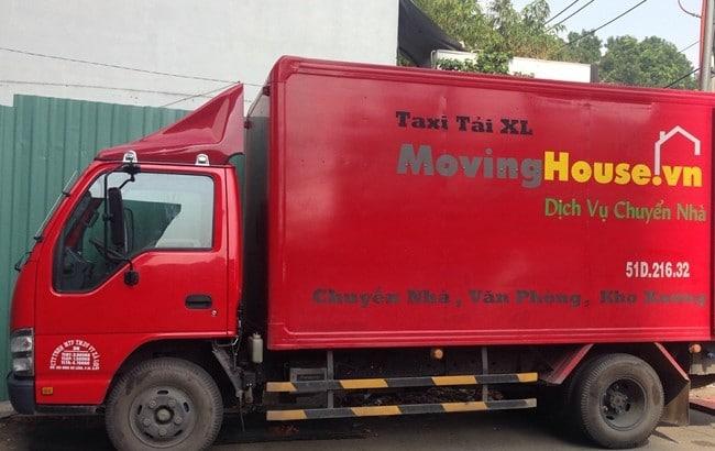 Chuyển văn phòng trọn gói giá rẻ quận 1-Moving House