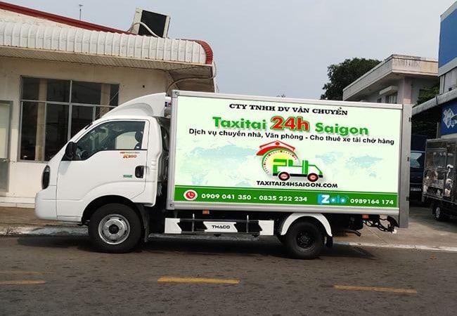 Chuyển văn phòng trọn gói giá rẻ quận 10-Taxi tải 24H