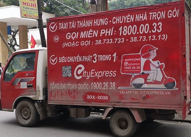 Chuyển văn phòng trọn gói giá rẻ quận 10-Thành Hưng
