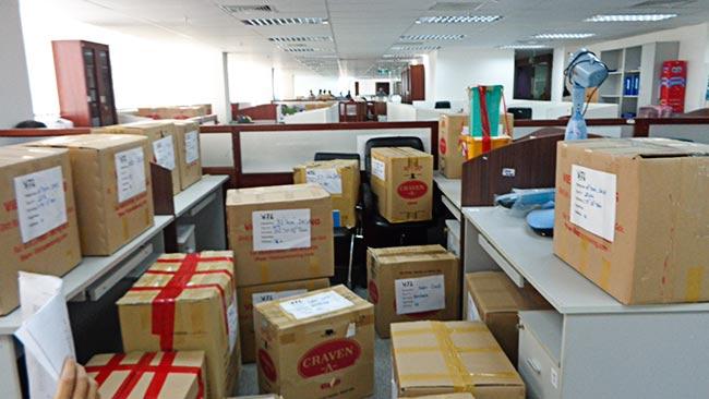 Chuyển văn phòng trọn gói giá rẻ quận 11-Kiến Vàng Sài Gòn