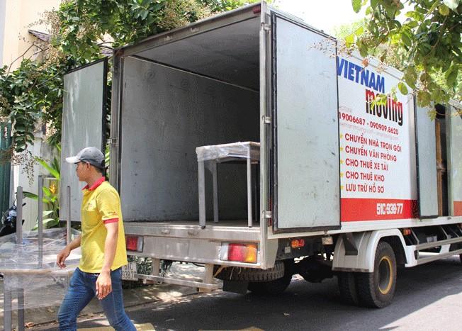 Chuyển văn phòng trọn gói giá rẻ quận 11-Vietnam Moving
