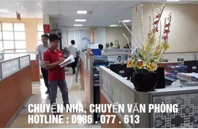 Chuyển văn phòng trọn gói giá rẻ quận 3-Taxi tải Thành Hưng