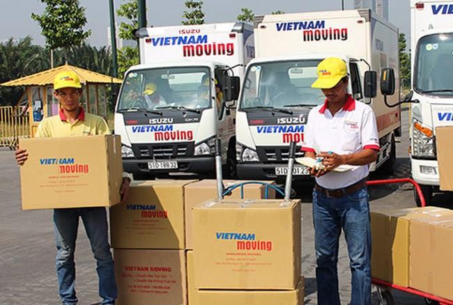 Chuyển văn phòng trọn gói giá rẻ quận 4-Vietnam Moving