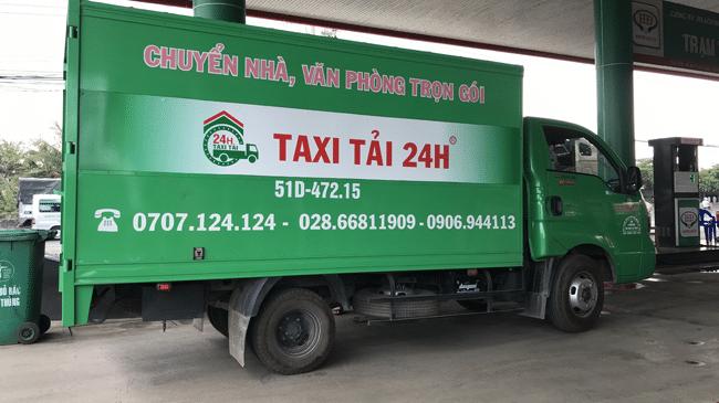 Chuyển văn phòng trọn gói giá rẻ quận 5-Taxi Tài 24H