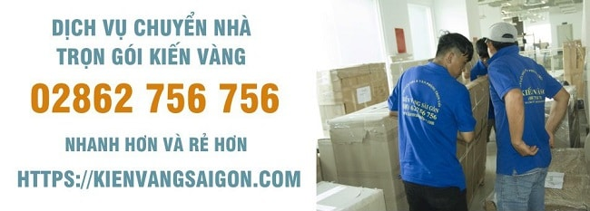 Chuyển văn phòng trọn gói giá rẻ quận 5-Kiến Vàng Sài Gòn