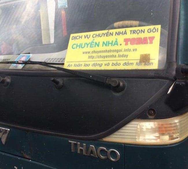 Chuyển văn phòng trọn gói giá rẻ quận 6-Thái Phong Today