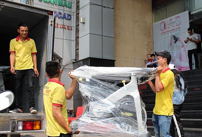 Chuyển văn phòng trọn gói giá rẻ quận 8-Vietnam Moving