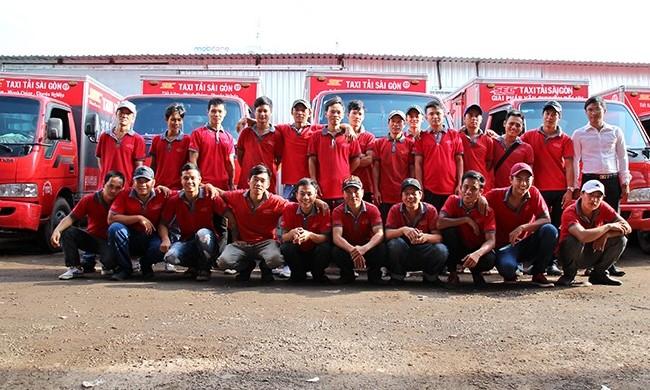 Chuyển văn phòng trọn gói giá rẻ quận 9- Taxi tải Sài Gòn
