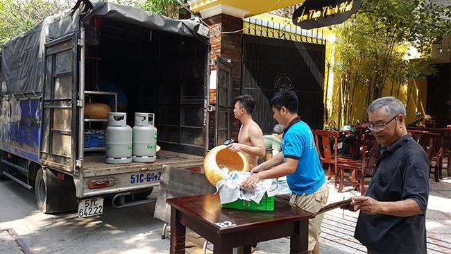 Chuyển văn phòng trọn gói giá rẻ quận Bình Tân-Thành Phương