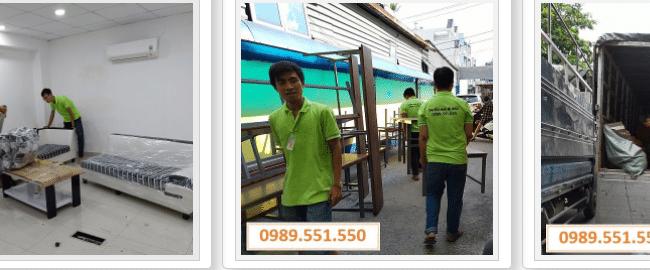 Chuyển văn phòng trọn gói giá rẻ quận Bình Thạnh-Chuyển nhà trọn gói TPHCM