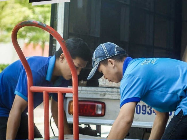 Chuyển văn phòng trọn gói giá rẻ quận Bình Thạnh-Phú Mỹ Express