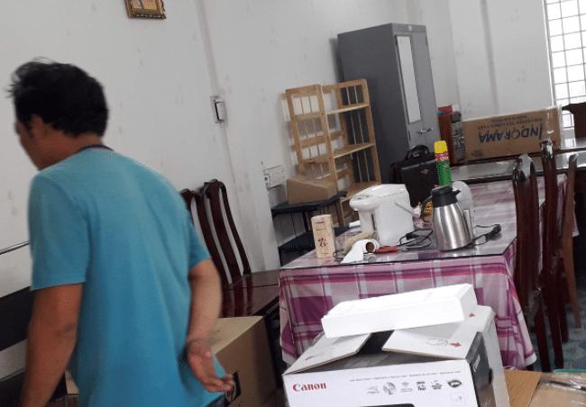 Chuyển văn phòng trọn gói giá rẻ quận Gò Vấp-Vận tải 24H