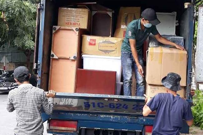 Chuyển văn phòng trọn gói giá rẻ quận Phú Nhuận-Hòa Phát