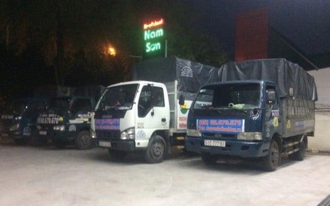 Chuyển văn phòng trọn gói giá rẻ quận Phú Nhuận-Thành Tâm Express
