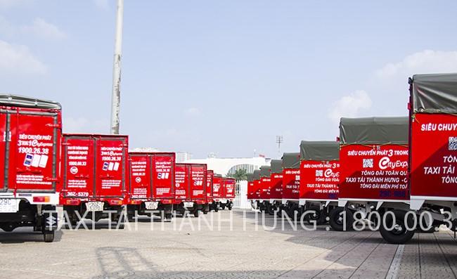 Chuyển văn phòng trọn gói giá rẻ quận Tân Bình-Thành Hưng