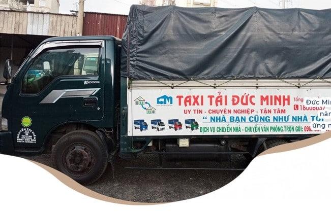 Chuyển văn phòng trọn gói giá rẻ quận Tân Phú-Đức Minh
