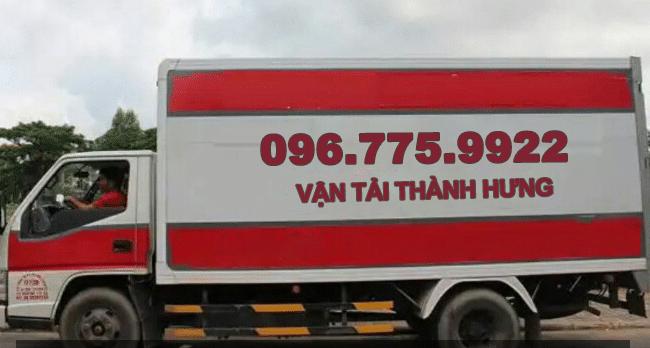 Chuyển văn phòng trọn gói giá rẻ quận Tân Phú-Thành Hưng