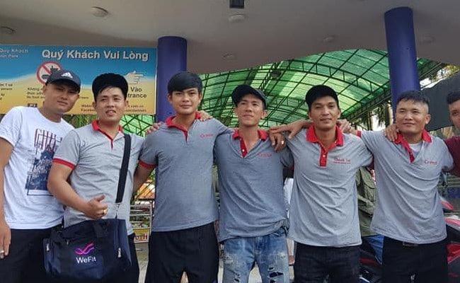 Chuyển văn phòng trọn gói giá rẻ quận Tân Phú-Thành Tài
