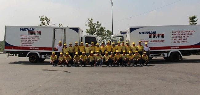 Chuyển văn phòng trọn gói giá rẻ quận Thủ Đức-Vietnam Moving