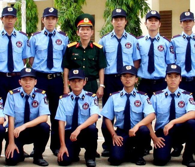 Công ty bảo vệ uy tín huyện Cần Giờ-Bảo vệ 24H