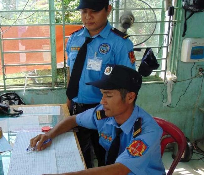Công ty bảo vệ uy tín huyện Cần Giờ-Liêm Chính