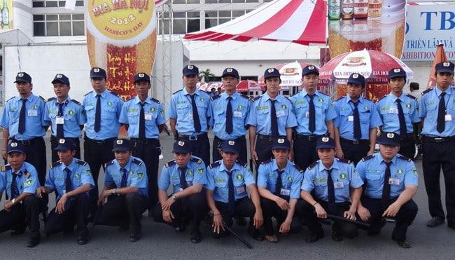 Công ty bảo vệ uy tín huyện Cần Giờ-Thiện Tâm