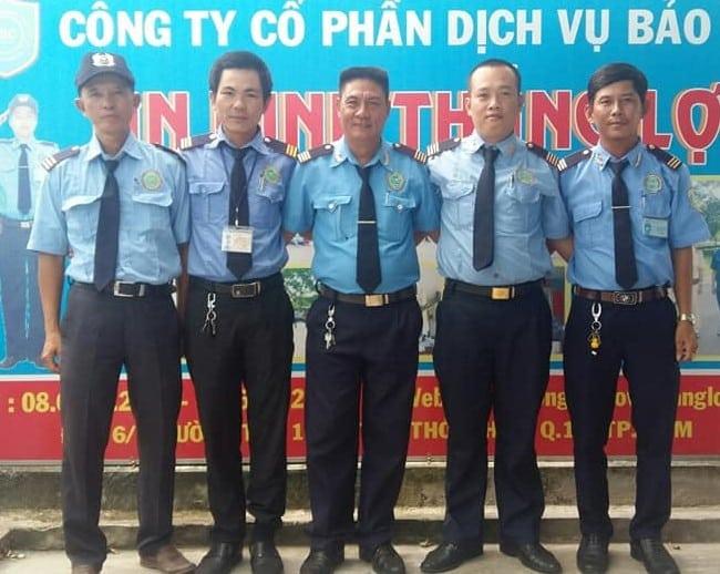 Công ty bảo vệ uy tín huyện Củ Chi-An Ninh Thắng Lợi