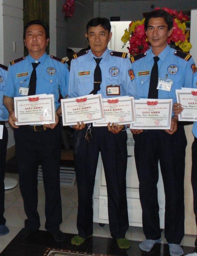 Công ty bảo vệ uy tín huyện Củ Chi-Liêm Chính