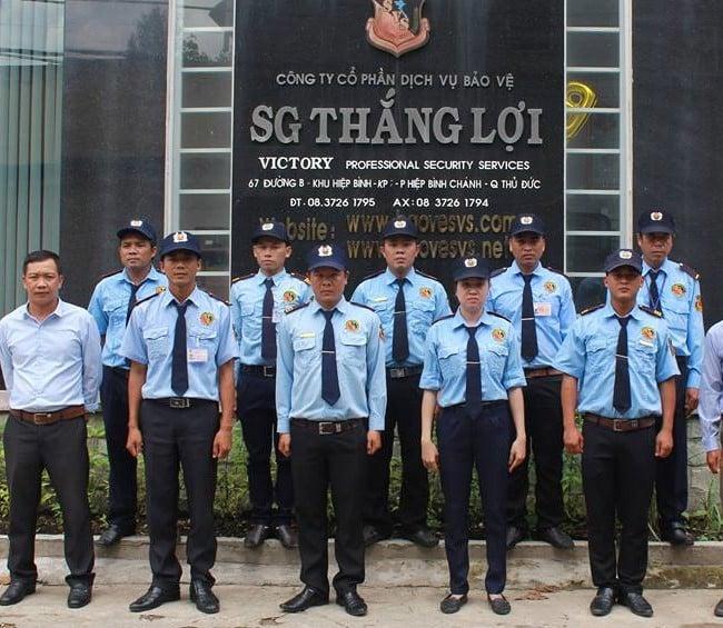 Công ty bảo vệ uy tín huyện Củ Chi-Sài Gòn Thắng Lợi