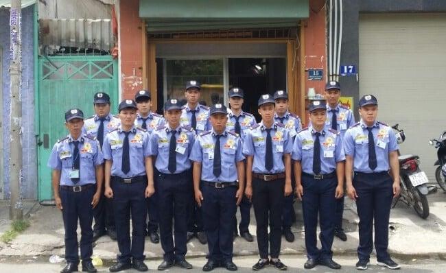 Công ty bảo vệ uy tín huyện Hóc Môn-Bảo vệ 24H