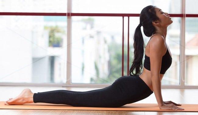 Địa chỉ học Yoga uy tín quận 6-Dáng Tiên Yoga