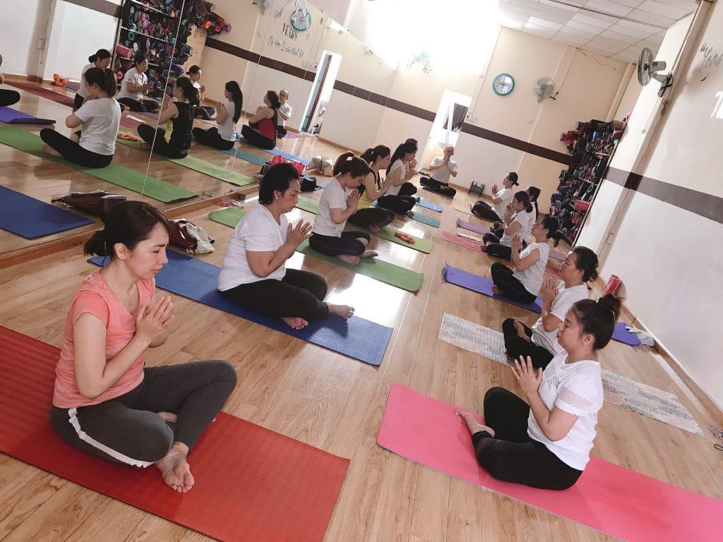 Địa chỉ học Yoga uy tín quận 6-Peace Yoga