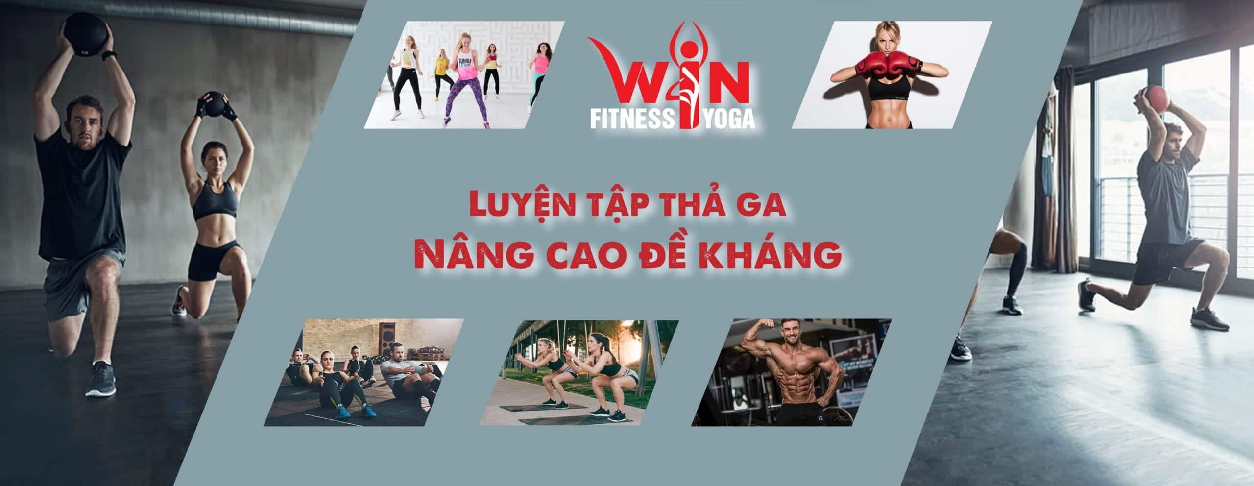 Địa chỉ học Yoga uy tín quận 6-Win Fitness Yoga