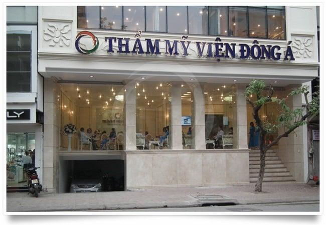 Địa chỉ nhấn mí uy tín TPHCM-Đông á