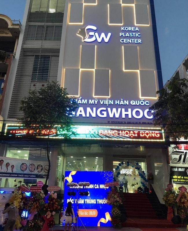 Địa chỉ nhấn mí uy tín TPHCM-Gangwhoo-Hàn Quốc