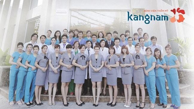 Địa chỉ nhấn mí uy tín TPHCM-Kangnam