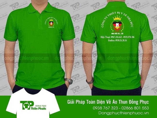 Dịch vụ in áo thun rẻ đẹp nhất TPHCM-Đồng phục An Phước