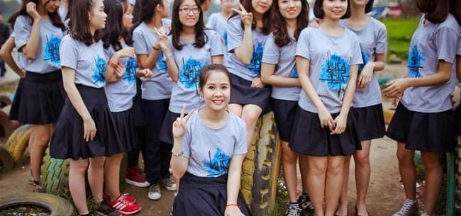 Dịch vụ may áo thun sự kiện-áo thun quảng cáo giá rẻ TPHCM-Đồng phục thành Công
