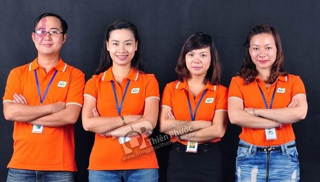 Dịch vụ may áo thun sự kiện-áo thun quảng cáo giá rẻ TPHCM-Đồng phục Thiên Phước