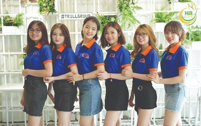 Dịch vụ may áo thun sự kiện-áo thun quảng cáo giá rẻ TPHCM-May hòa Bình