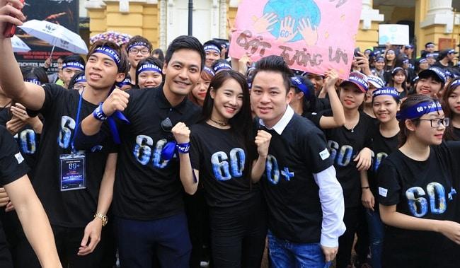 Dịch vụ may áo thun sự kiện-áo thun quảng cáo giá rẻ TPHCM