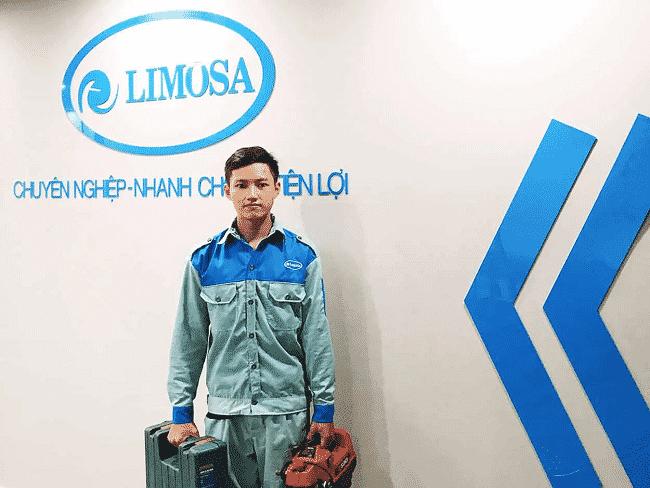 dịch vụ vệ sinh máy lạnh uy tín ở quận 6-Limosa