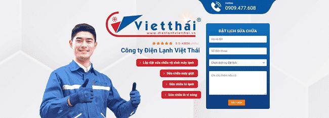 dịch vụ vệ sinh máy lạnh uy tín ở quận 6-Việt Thái