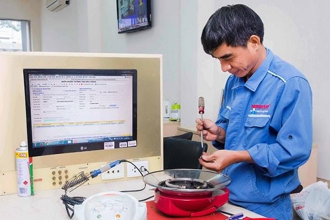 Dịch vụ vệ sinh máy lạnh uy tín TPHCM-Nguyễn Kim